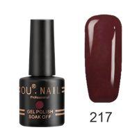 Гель-лак №217 Ou Nail, 8 мл