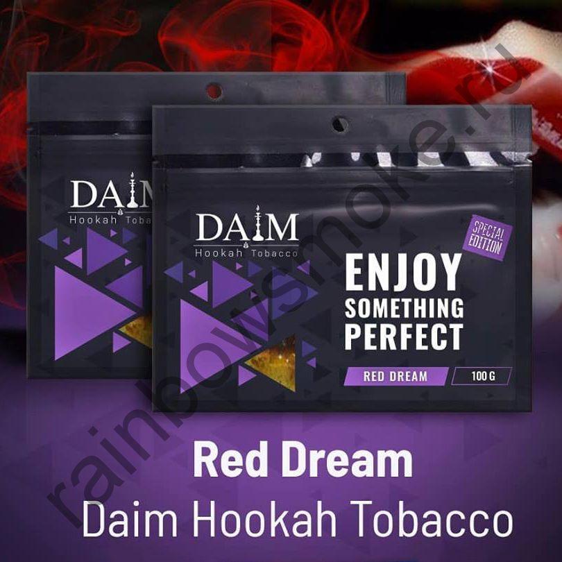 Daim 100 гр - SE Red Dream (СЕ Красная Мечта)