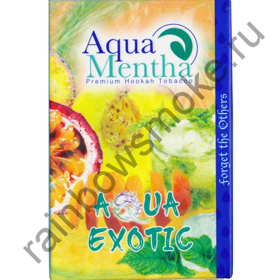 Aqua Mentha 50 гр - Aqua Exotic (Ледяной Экзотик)