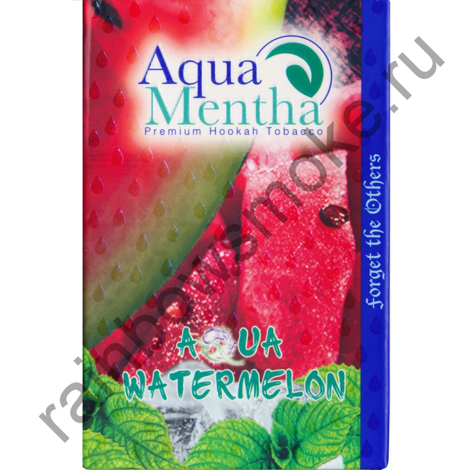 Aqua Mentha 50 гр - Watermelon (Арбуз)