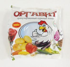 Оргавит Куриный помет 600г