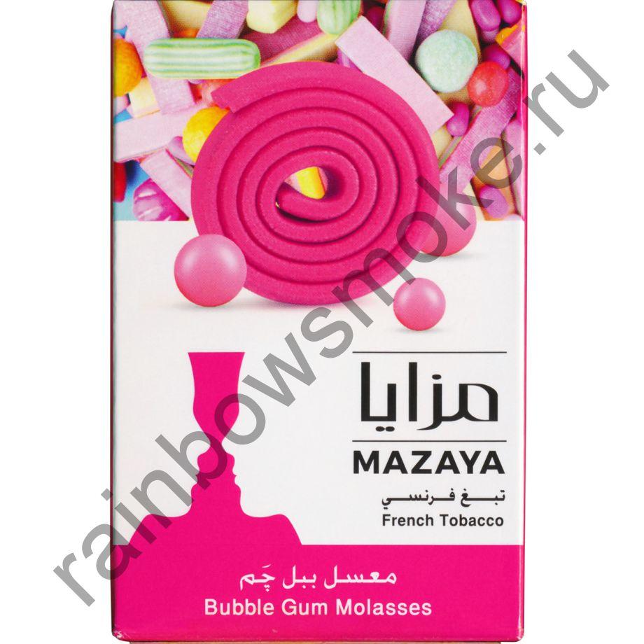 Mazaya 50 гр - Bubble Gum (Сладкая Жвачка)
