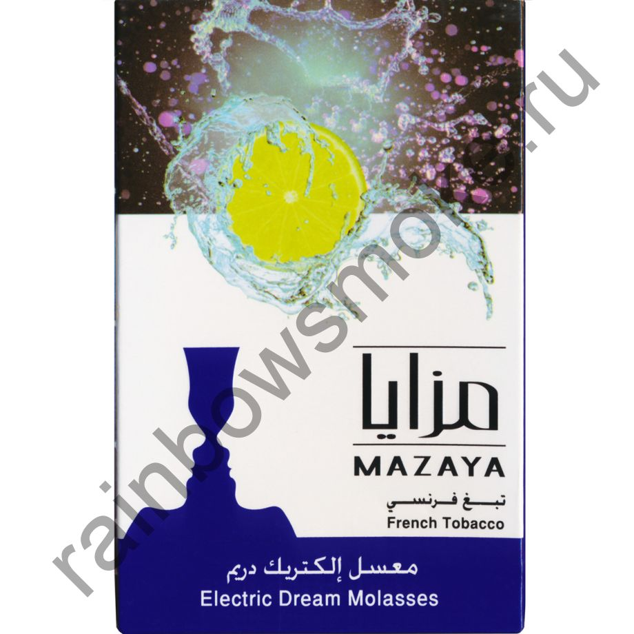 Mazaya 50 гр - Electric Dream (Электризованная Мечта)