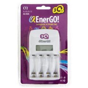 Зарядное устройство 3Q C62 Q-EnerGO! для аккумуляторов AA, AAA