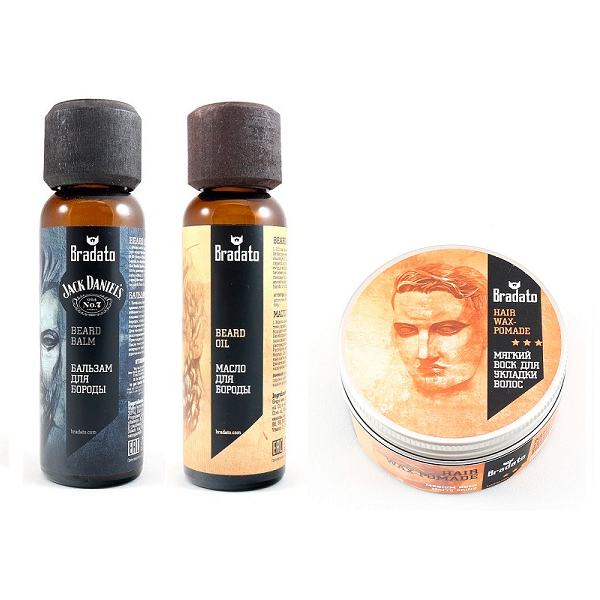 Combo Bradato & Sweet Hair Wax