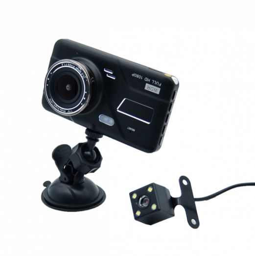 Автовидеорегистратор + камера Орбита H528