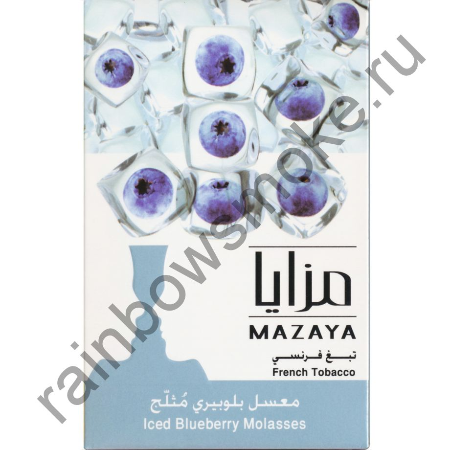 Mazaya 50 гр - Iced Blueberry (Черника со Льдом)