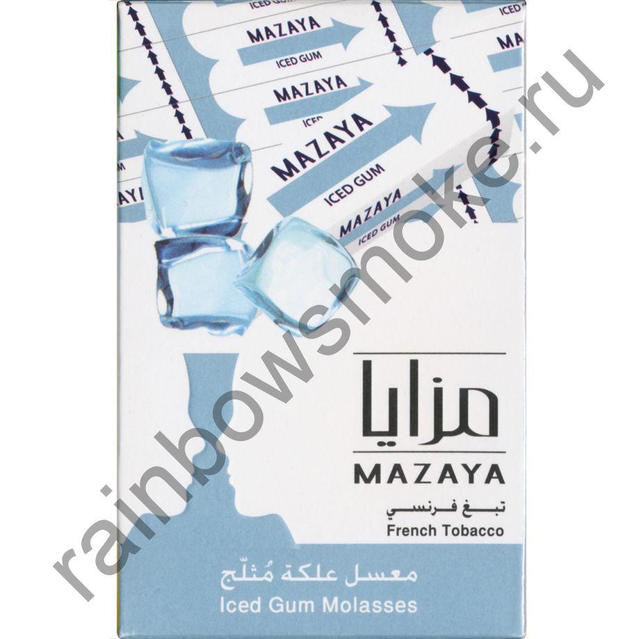 Mazaya 50 гр - Ice Gum (Жвачка со Льдом)
