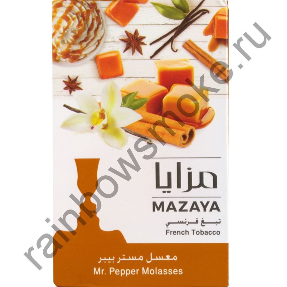 Mazaya 50 гр - Mr. Pepper (Мр Пеппер)