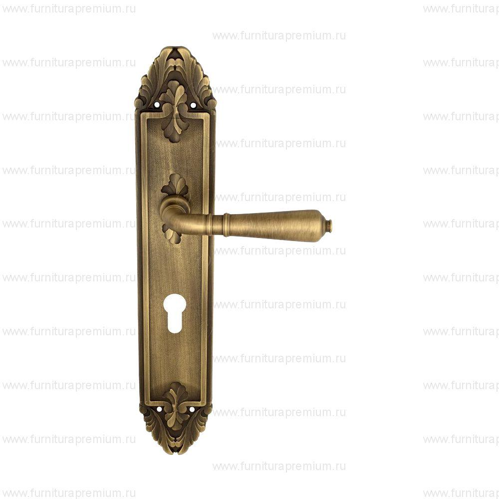 Ручка на планке Venezia Vignole PL90 CYL