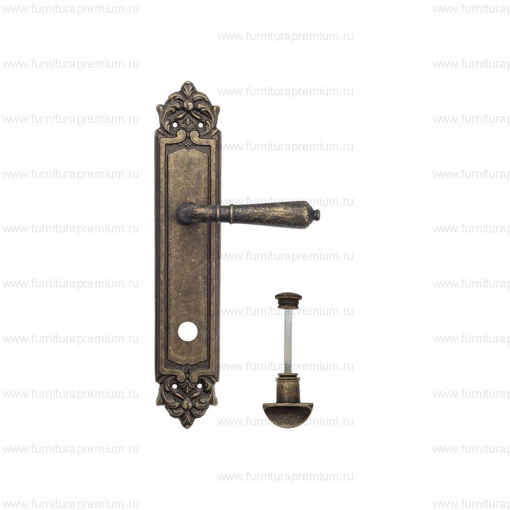 Ручка на планке Venezia Vignole PL96 WC-2