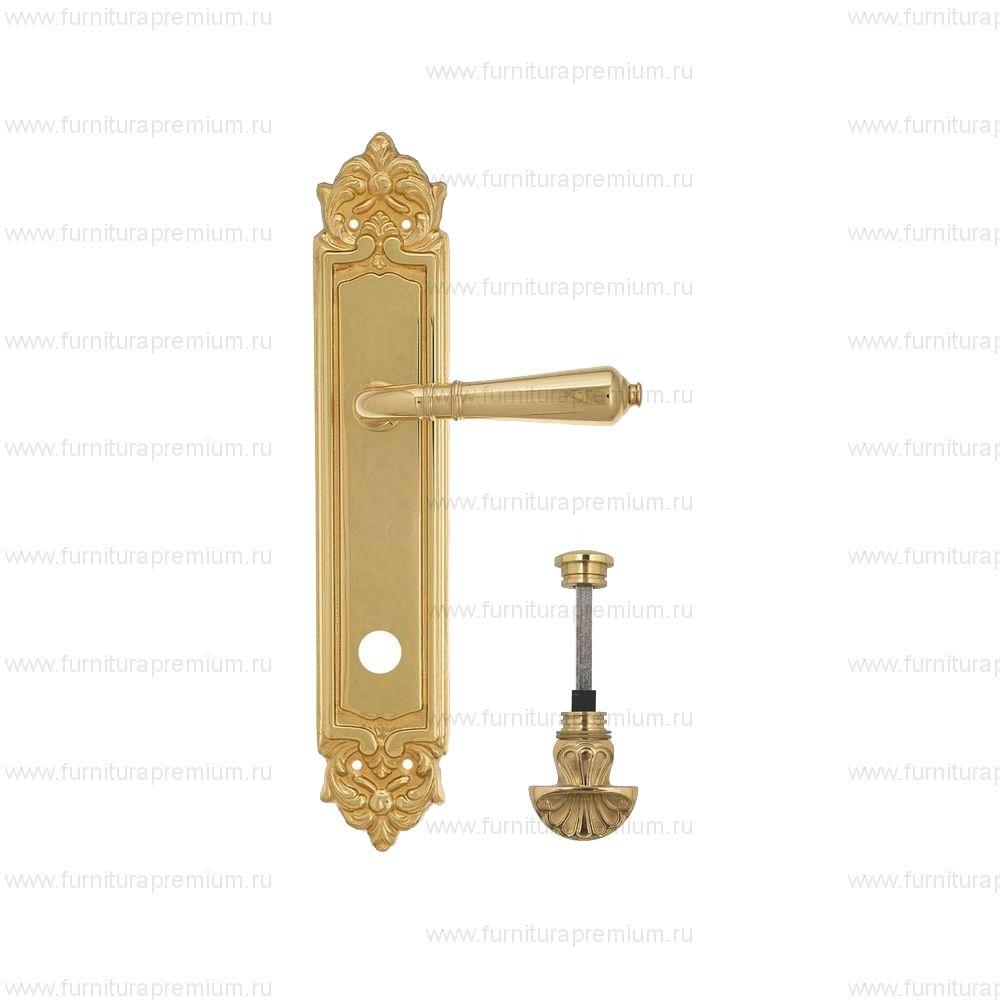 Ручка на планке Venezia Vignole PL96 WC-4