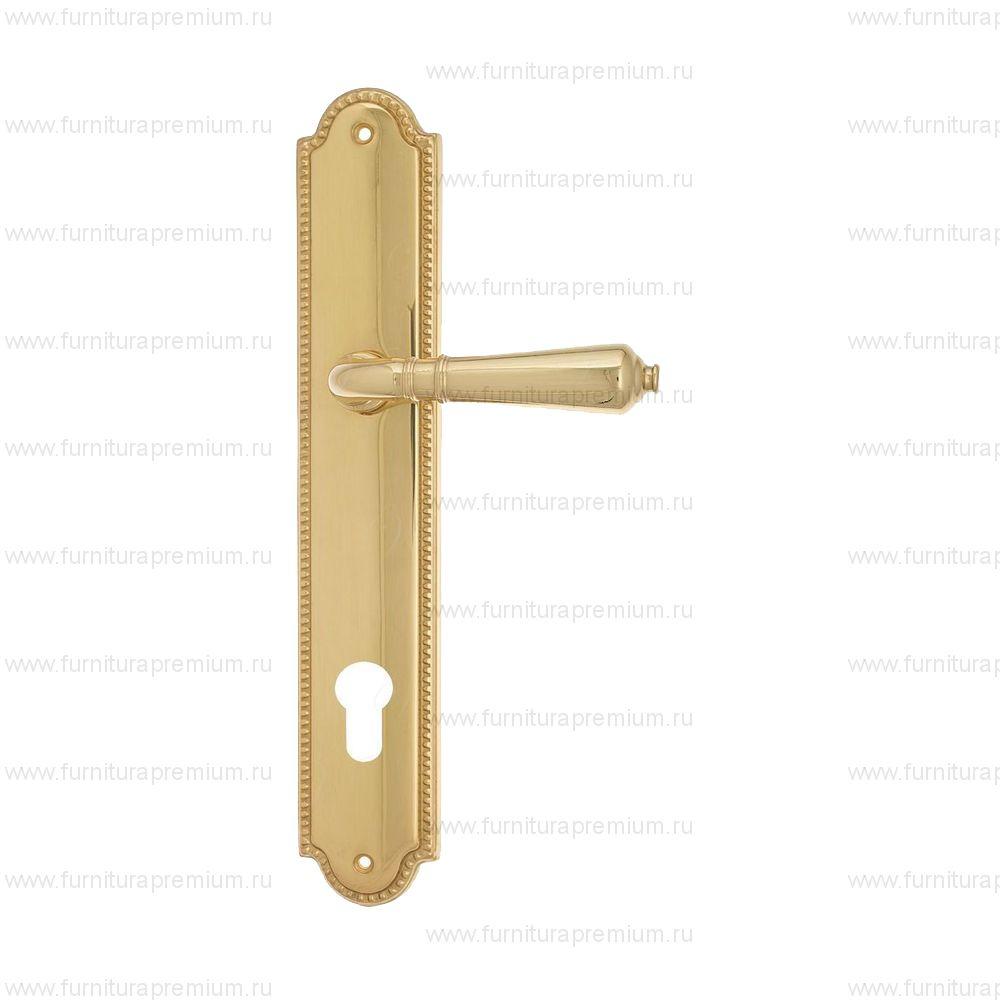 Ручка на планке Venezia Vignole PL98 CYL