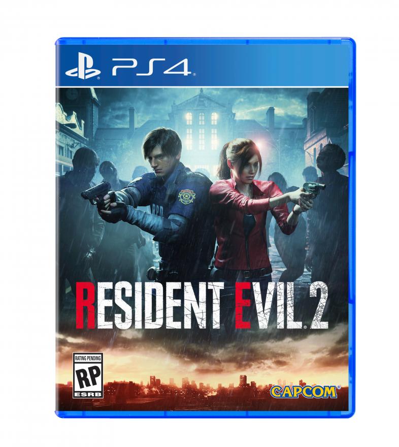 Игра Resident Evil 2 (PS4)