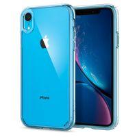 Чехол Spigen Ultra Hybrid для iPhone XR кристально-прозрачный