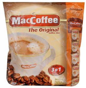 Kofe Maccoffee Classic 3/1 100 ədəd
