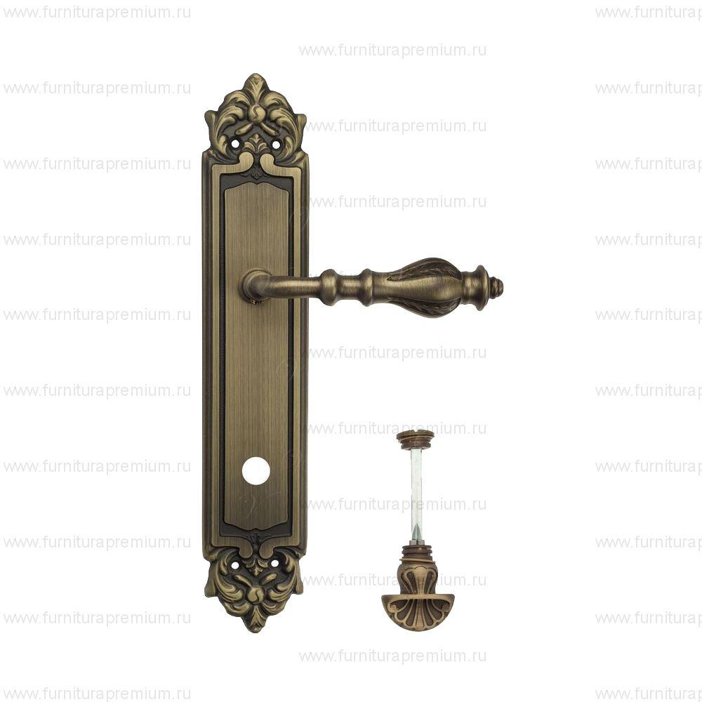 Ручка на планке Venezia Gifestion PL96 WC-4