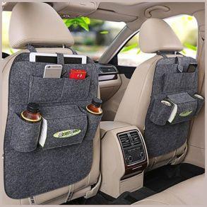 Многофункциональный органайзер на спинку сиденья автомобиля Vehicle mounted storage bag