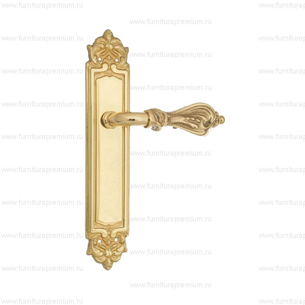Ручка на планке Venezia Florence PL96