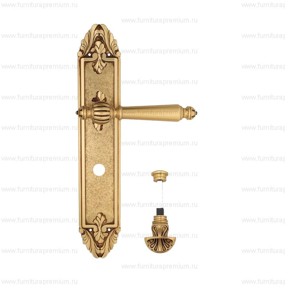 Ручка на планке Venezia Pellestrina PL90 WC-4