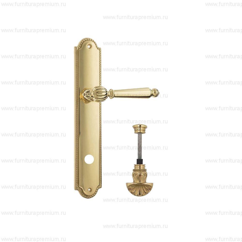 Ручка на планке Venezia Pellestrina PL98 WC-4