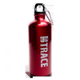 Бутыль BTrace алюминиевая в чехле 0,6л