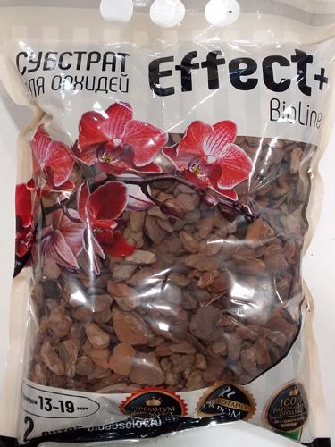 Субстрат для орхидей Effect+ 13-19 мм BioLine, 2л