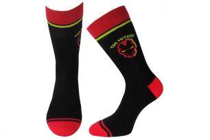 Мужские/подростковые носки  СЛ417, СЛ50 «Железный человек»