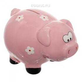 """Копилка """"Свинка"""", L16,5 W11,5 H11,5см (арт. 719179)"""