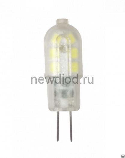 Лампа светодиодная LED-JC-VC 1.5Вт 12В G4 4000К 135Лм IN HOME