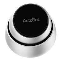Держатель автомобильный Xiaomi Rock Autobot Q Magnetic Car Mount (Серебро)