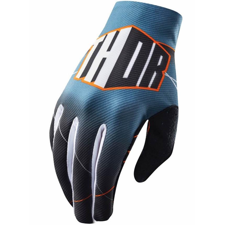 Thor - Void Prism Steel перчатки, серые