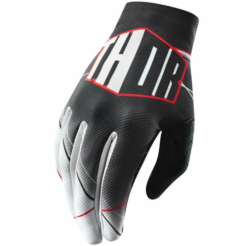 Thor - Void Prism Black перчатки, черные