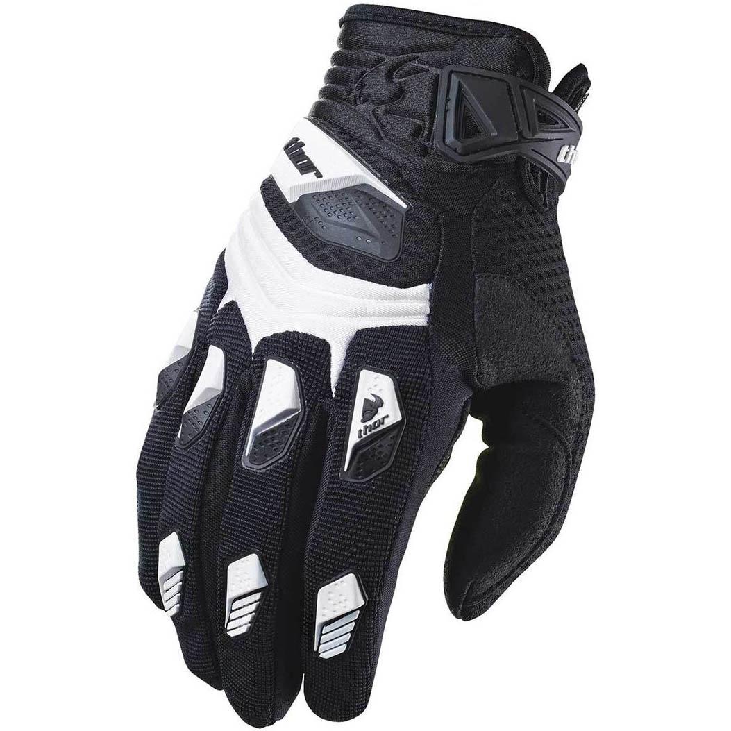Thor - Deflector White перчатки, белые