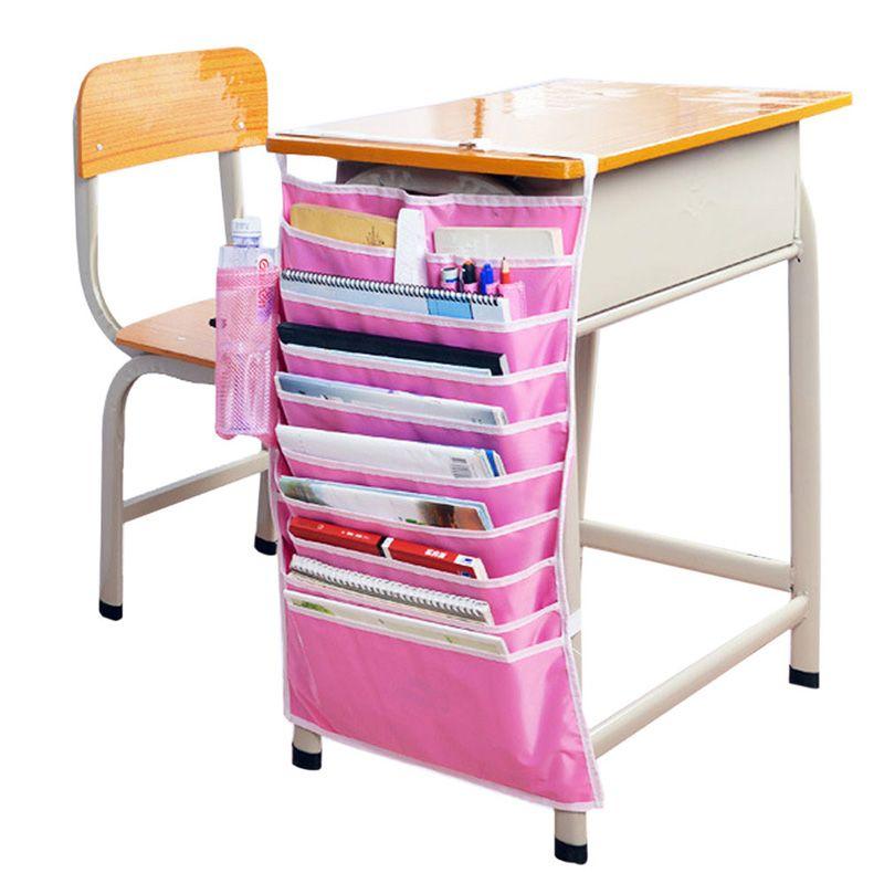 Подвесной Органайзер Для Документов, Розовый