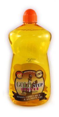 Жидкое средство для стирки (с частицами золота) KMPC, 1100 ml