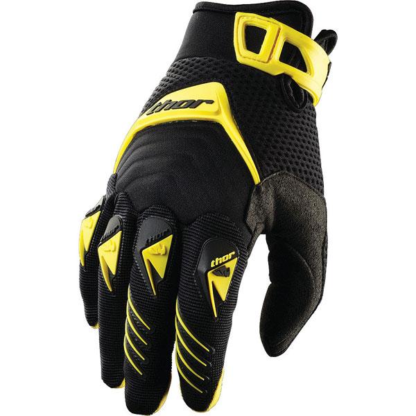 Thor - Deflector Yellow перчатки, желтые