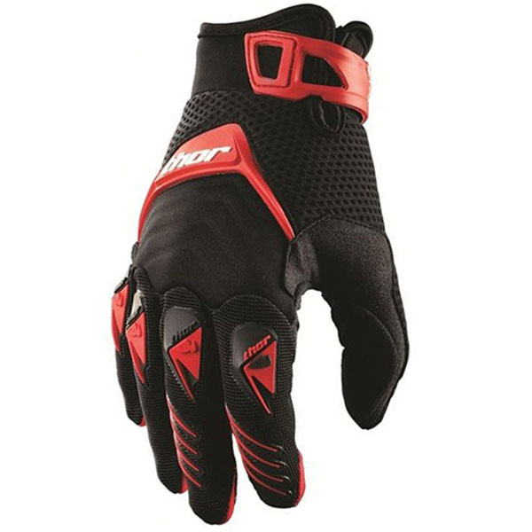 Thor - Deflector Red перчатки, красные