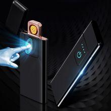 Сенсорная USB зажигалка