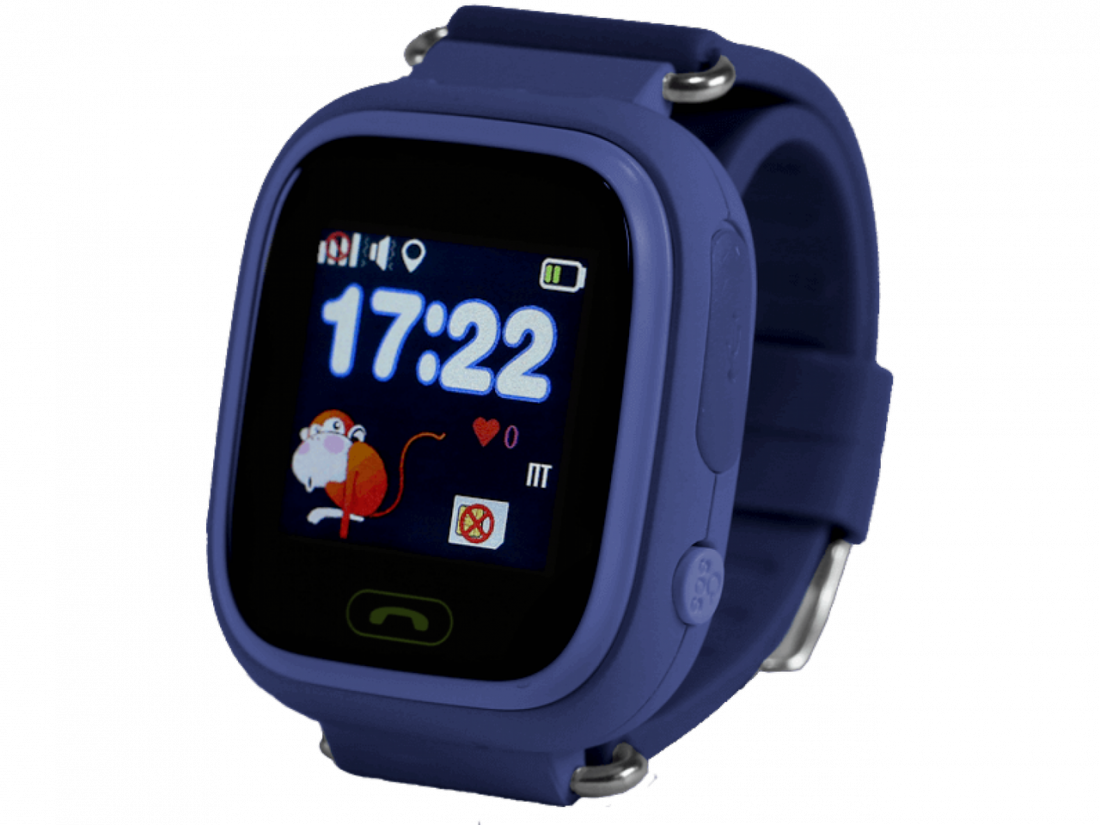 Детские GPS часы SMART BABY WATCH G72 WI-FI