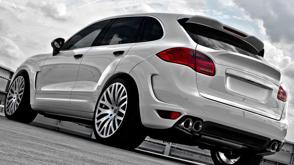 SUPERSPORT WIDE-TRACK (Porsche Cayenne)