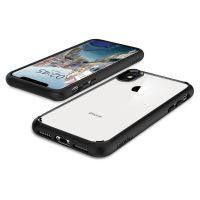 Чехол Spigen Ultra Hybrid для iPhone XS Max черный
