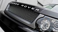 RS — передняя решетка радиатора (Range Rover Sport 2009-2013)