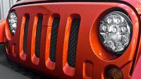 Сетка решетки радиатора (Jeep Wrangler)