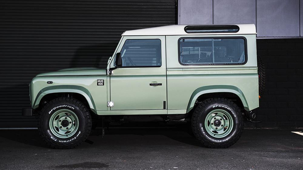 "Комплект расширителей арок ""Forest Arches"" (Land Rover Defender)"