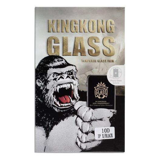 Защитное стекло King Kong iPhone 7 черный