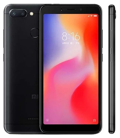 Xiaomi Redmi 6 3/32GB Global Version EU
