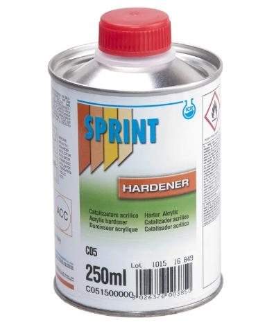 Sprint C05 Отвердитель для грунта F09, 250мл.