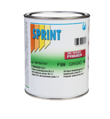 Sprint F99 Грунт виниловый Wash Primer, 1л.