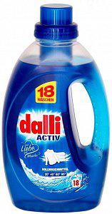 Dalli Active Универсальный концентрированный гель для стирки с формулой от пятен 20 стирок 1,1 л